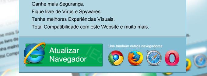 Diga adeus de uma vez por todas ao Internet Explorer 6
