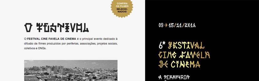 Festival Cine Favela